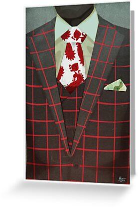 Sharply Dressed: Hannibal by Brie Alsbury