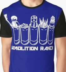 Demolition Ranch T-shirt Graphic T-Shirt