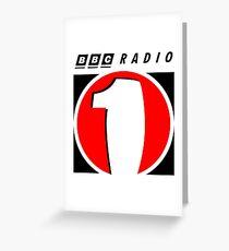 Radio 1 - 1994 Greeting Card