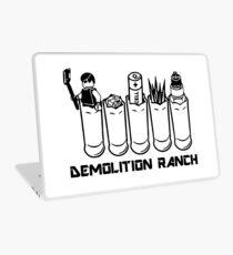 Demolition Ranch shirt Laptop Skin