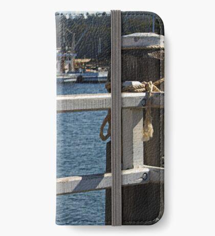 Rettungsgerät-Lebensretter iPhone Flip-Case