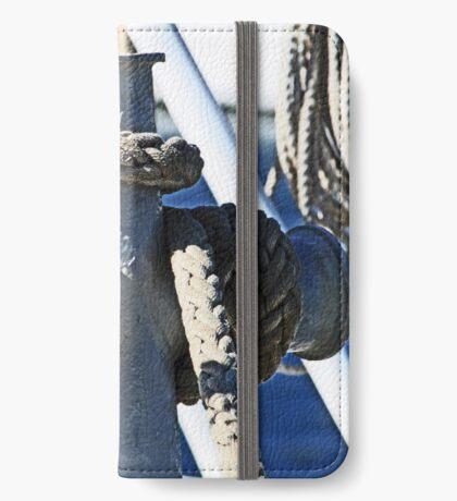 Seile iPhone Flip-Case