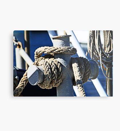 Seile Metalldruck