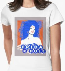 Frida 2014 Womens Fitted T-Shirt