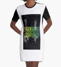 cultura hiphop Graphic T-Shirt Dress