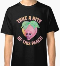 TAKE A BITE OF THIS PEACH Classic T-Shirt