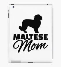 Maltese Mom iPad Case/Skin