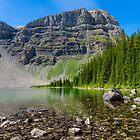 Bourgeau Lake by MichaelJP