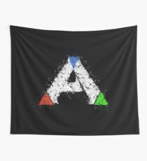 Ark Survival Evolved Colored Wall Tapestry