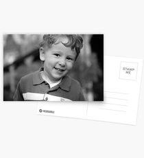 unposed kids photography Postcards