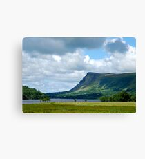 Beautiful Glencar Valley, Ireland Canvas Print