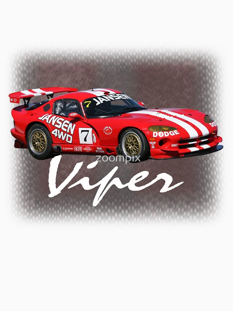 Dodge Viper by zoompix