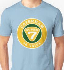 Super 7 Caterham 16 Valve T-Shirt