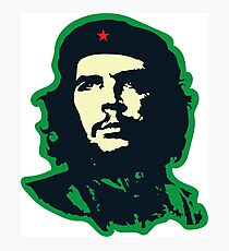 Che - Green Photographic Print