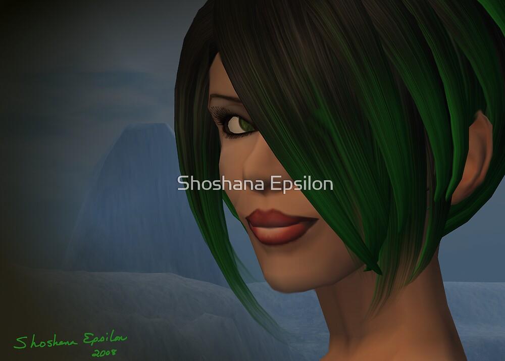 Green Fairy by Shoshana Epsilon