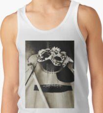 Camiseta de tirantes Las bellas artes