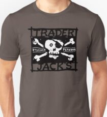Trader Jack's Pirate Flag Unisex T-Shirt