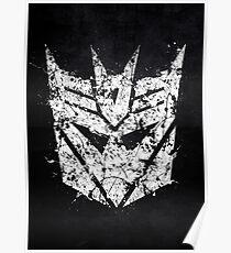 Transformers - Decipticon Poster