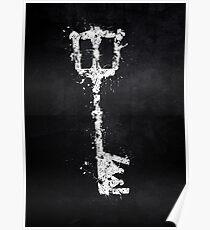 Kingdom Hearts Key Poster