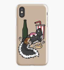 Skunk Funk iPhone Case