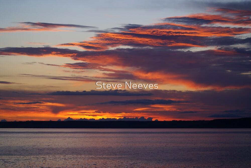 marble sky by Steve Neeves