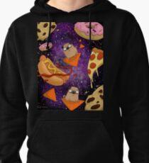 Galaxy Pug Food Party T-Shirt