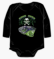 Poisonous Mushroom One Piece - Long Sleeve