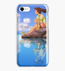 You Never Really Forget - Spirited Away - Studio Ghibli iPhone Case/Skin