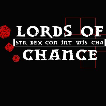 Lords of Chance by voidex11
