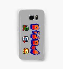 Dig Dug GALAXY PHONE CASES ONLY Samsung Galaxy Case/Skin