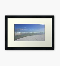 Afternoon Play Framed Print