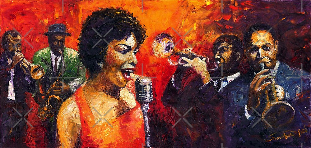 Jazz.Song.. by Yuriy Shevchuk
