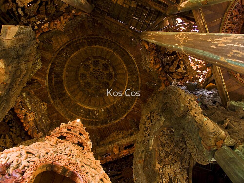 lotus roof by Kos Cos