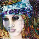 """Kissed by Wings of Light"" by Diane  Marie Kramer"
