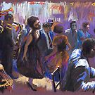 Jazzzz.... by Yuriy Shevchuk