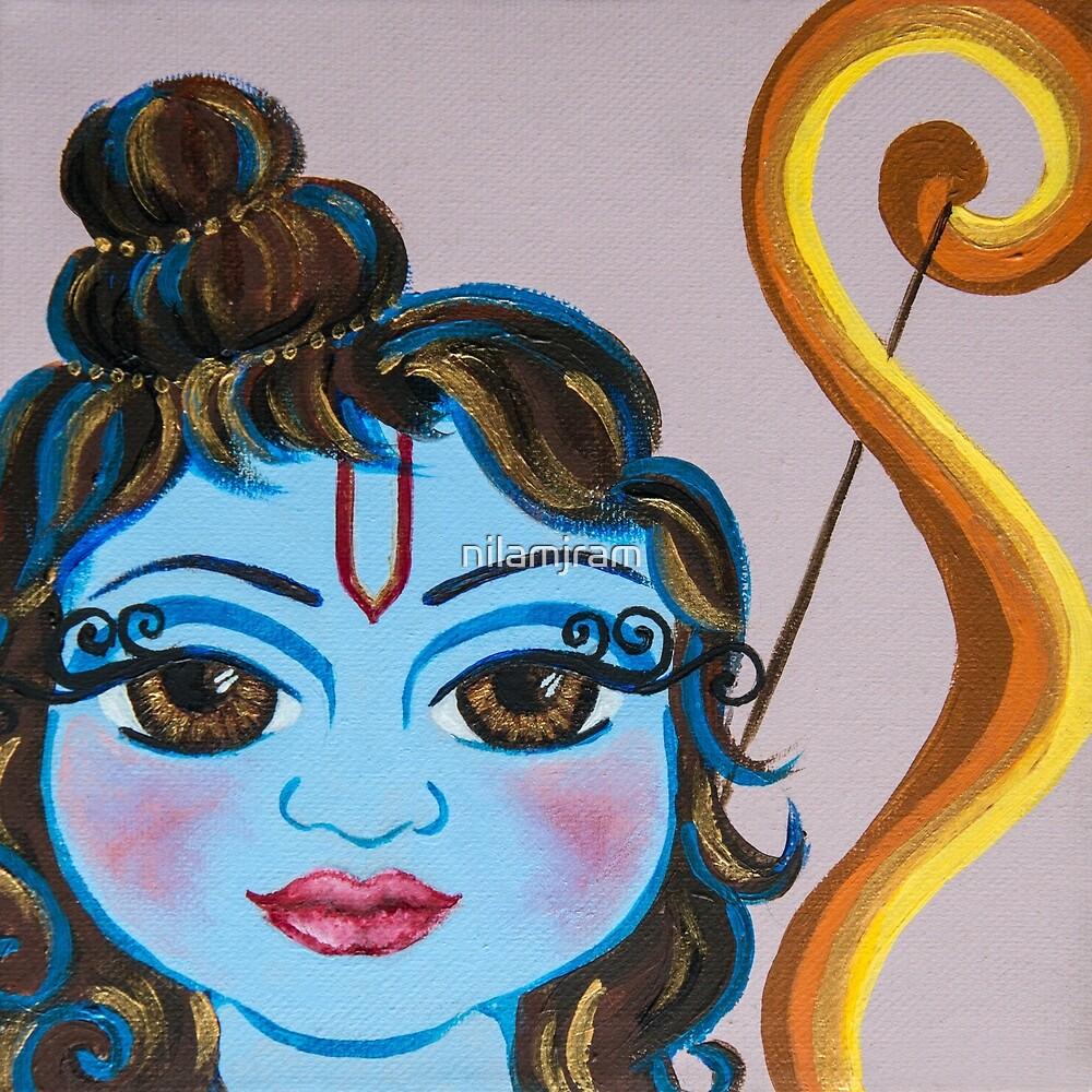 Baby Jai Jais: Ram by nilamjram