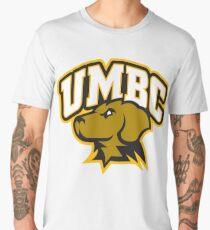UMBC softball Men's Premium T-Shirt