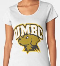 UMBC softball Women's Premium T-Shirt