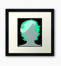 Invictus: Defect Icon Framed Print