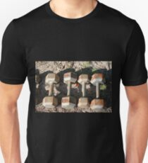 Weighting the Curb Unisex T-Shirt