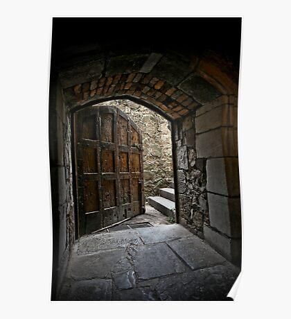 ~ the Back Door ~ Poster