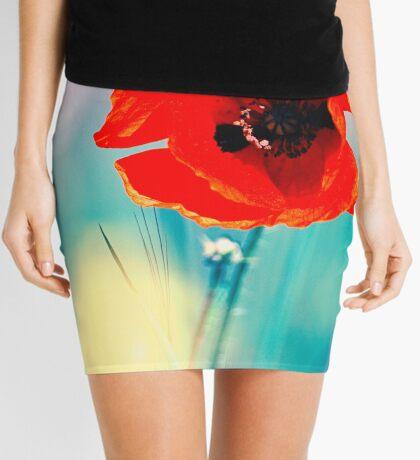 Starting Over Mini Skirt