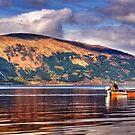 Boat Man by Stevie Mancini