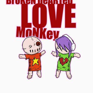 LoveMonkey 2 by ChrisRabbit