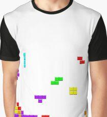 Tetris Graphic T-Shirt