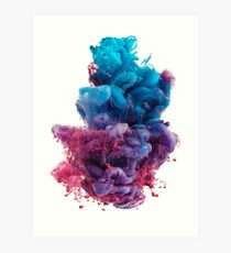 Dirty Sprite 2 - DS2 on white background Art Print