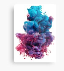 Dirty Sprite 2 - DS2 on white background Metal Print