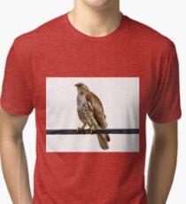 The eye of the hunter Tri-blend T-Shirt