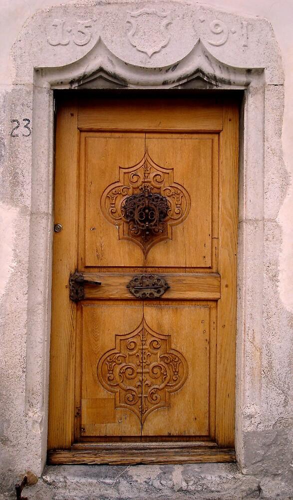 Swiss Door by Nico3