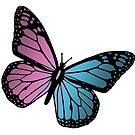 TransVerse Butterfly by ashwords
